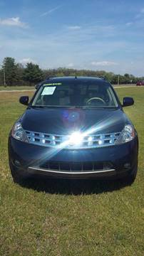 2005 Nissan Murano for sale at Expressway Auto Auction in Howard City MI