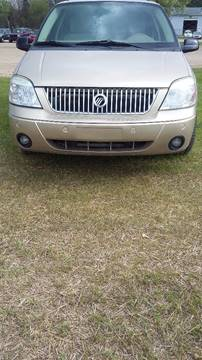 2007 Mercury Monterey for sale at Expressway Auto Auction in Howard City MI