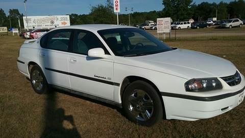 2000 Chevrolet Impala for sale in Howard City, MI