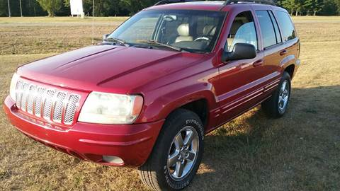 2001 Jeep Grand Cherokee for sale in Howard City, MI