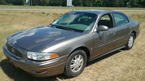 2003 Buick LeSabre for sale at Expressway Auto Auction in Howard City MI