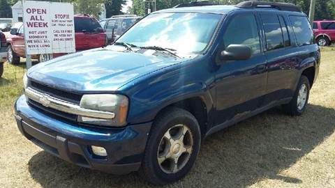 2004 Chevrolet TrailBlazer EXT for sale at Expressway Auto Auction in Howard City MI