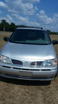 2003 Oldsmobile Silhouette for sale in Howard City, MI