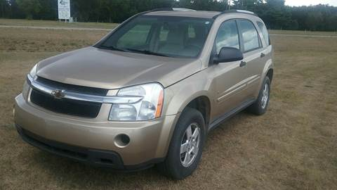 2007 Chevrolet Equinox for sale at Expressway Auto Auction in Howard City MI