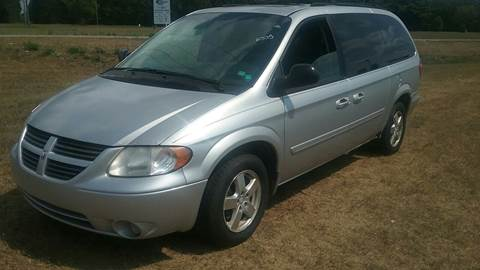 2005 Dodge Grand Caravan for sale at Expressway Auto Auction in Howard City MI