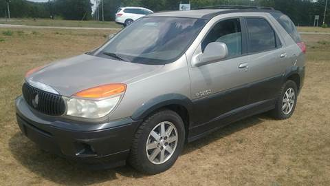 2002 Buick Rendezvous for sale in Howard City, MI