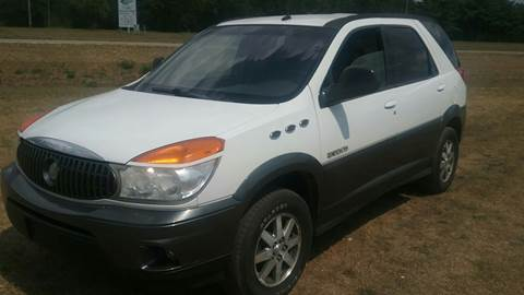 2003 Buick Rendezvous for sale at Expressway Auto Auction in Howard City MI
