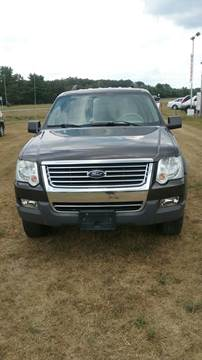 2006 Ford Explorer for sale at Expressway Auto Auction in Howard City MI