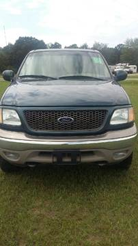 2002 Ford F-150 for sale at Expressway Auto Auction in Howard City MI