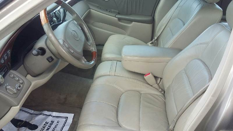 2002 Cadillac DeVille for sale at Expressway Auto Auction in Howard City MI