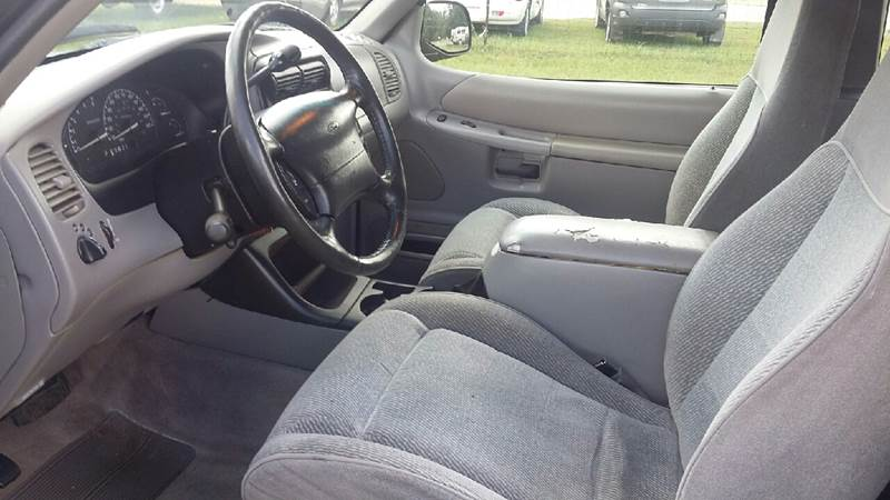 1997 Ford Explorer for sale at Expressway Auto Auction in Howard City MI