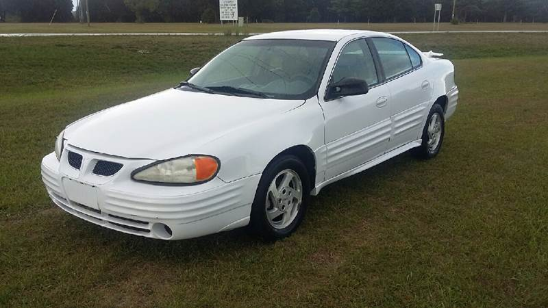 2000 Pontiac Grand Am for sale at Expressway Auto Auction in Howard City MI
