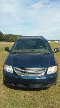 2001 Chrysler Town and Country for sale at Expressway Auto Auction in Howard City MI