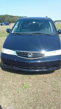 2004 Honda Odyssey for sale at Expressway Auto Auction in Howard City MI