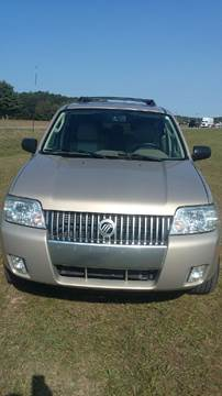 2007 Mercury Mariner for sale at Expressway Auto Auction in Howard City MI
