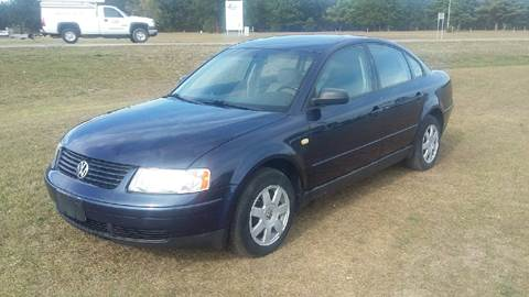 1999 Volkswagen Passat for sale at Expressway Auto Auction in Howard City MI
