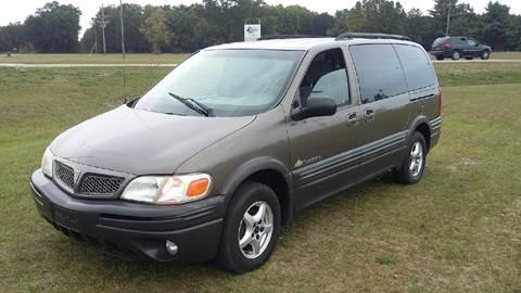 2004 Pontiac Montana for sale in Howard City, MI