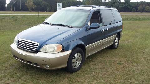 2003 Kia Sedona for sale in Howard City, MI