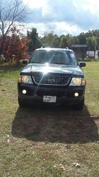 2004 Ford Explorer for sale in Howard City, MI