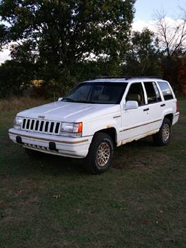 1994 Jeep Grand Cherokee for sale in Howard City, MI