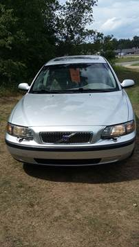 2002 Volvo V70 for sale in Howard City, MI