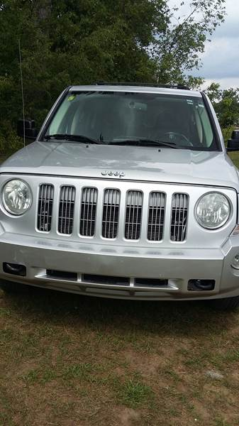 2007 Jeep Patriot Limited In Howard City Mi Expressway Auto Auction