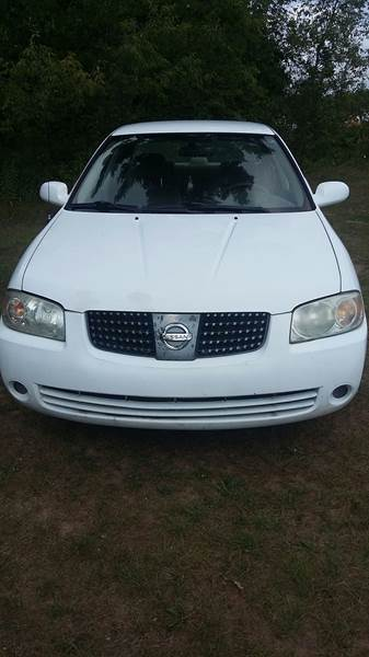 2005 Nissan Sentra For Sale At Expressway Auto Auction In Howard City MI