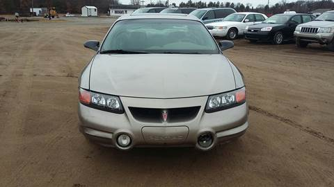 2002 Pontiac Bonneville for sale in Howard City, MI