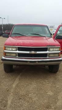 1996 Chevrolet Silverado 1500 for sale in Howard City, MI