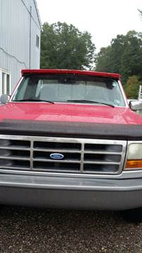 1995 Ford F-150 for sale in Howard City, MI