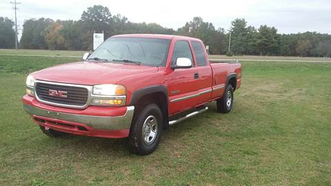 1999 GMC Sierra 2500 for sale in Howard City, MI