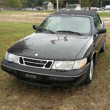 1995 Saab 900 for sale in Howard City, MI