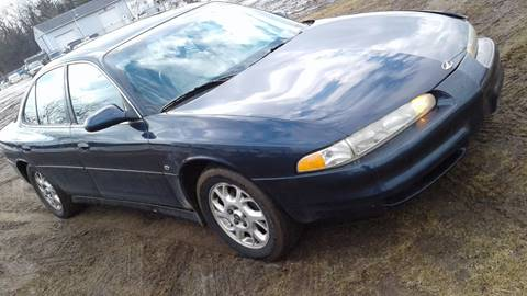 2000 Oldsmobile Intrigue for sale in Howard City, MI