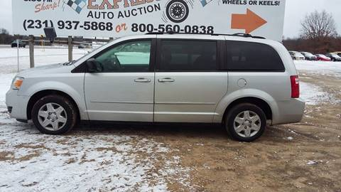2009 Dodge Caravan for sale at Expressway Auto Auction in Howard City MI