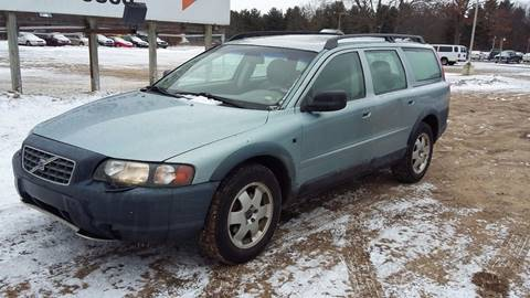 2001 Volvo V70 for sale at Expressway Auto Auction in Howard City MI