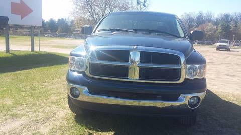 2004 Dodge Ram Pickup 1500 for sale at Expressway Auto Auction in Howard City MI