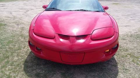 2001 Pontiac Firebird for sale at Expressway Auto Auction in Howard City MI
