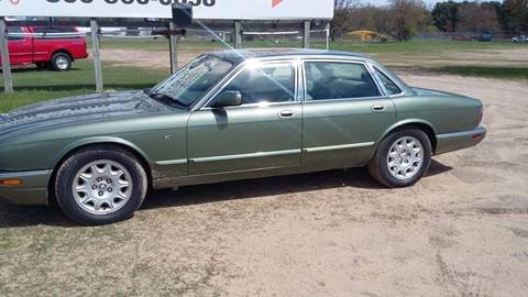 1998 Jaguar XJ-Series for sale at Expressway Auto Auction in Howard City MI
