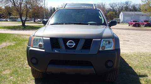 2006 Nissan Xterra for sale at Expressway Auto Auction in Howard City MI