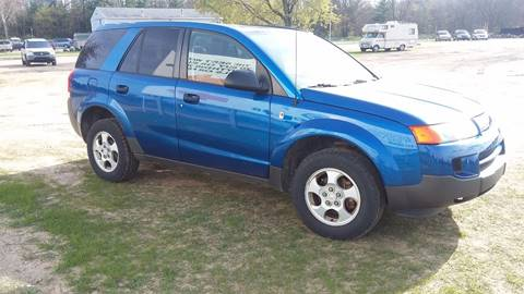 2004 Saturn Vue for sale at Expressway Auto Auction in Howard City MI