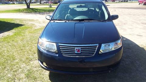 2007 Saturn Ion for sale at Expressway Auto Auction in Howard City MI