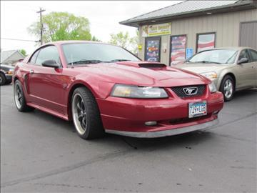 2003 Ford Mustang for sale in Saint Cloud, MN