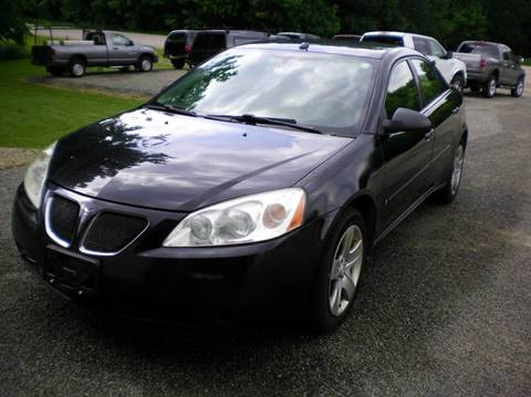 2008 Pontiac G6 for sale in Westby, WI