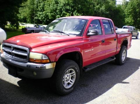2002 Dodge Dakota for sale in Westby, WI