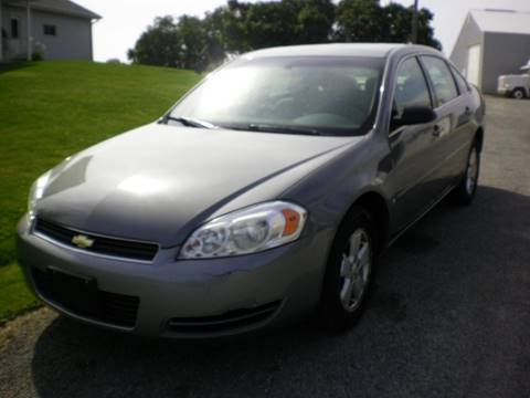 2007 Chevrolet Impala for sale in Westby, WI