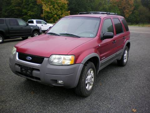 2001 Ford Escape for sale in Westby WI