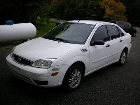 2007 Ford Focus for sale in Westby WI