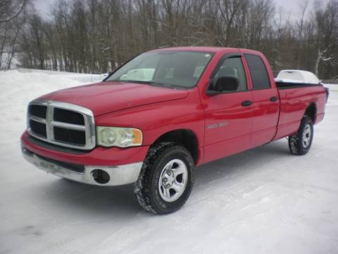 2003 Dodge Ram Pickup 1500 for sale in Westby, WI