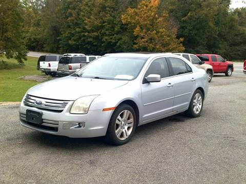 2006 Ford Fusion for sale in Westby, WI