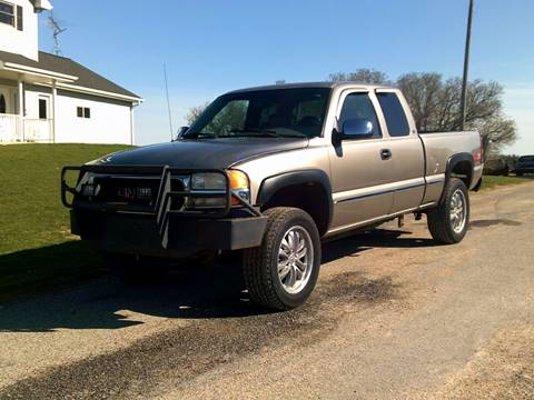 2000 Gmc Sierra 1500 For Sale In Westby Wi